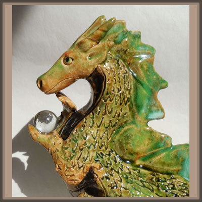 Pottery Online Show-Dragonware