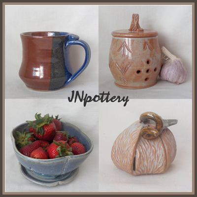 Pottery Online Show-JNPottery