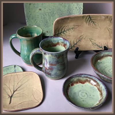 Pottery Online Show-Lisa W B Walker