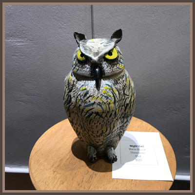 Pottery Online Show-Marie Blazek