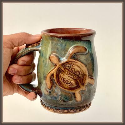 Pottery Online Show-Nautilus Pottery