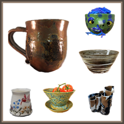 Pottery Online Show-The Butlers Creations