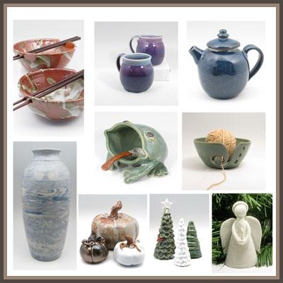 Pottery Online Show-Claycrazy Pottery