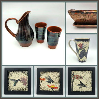 Pottery Online Show-Jackpots