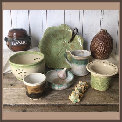 Pottery Online Show-Kismet Pottery