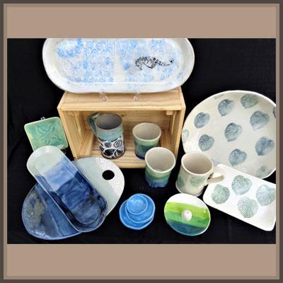 Pottery Online Show-Monika With a K Ceramics